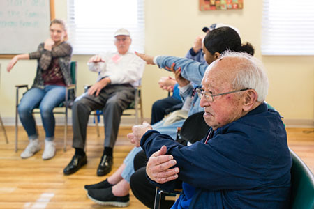 Learning about aging