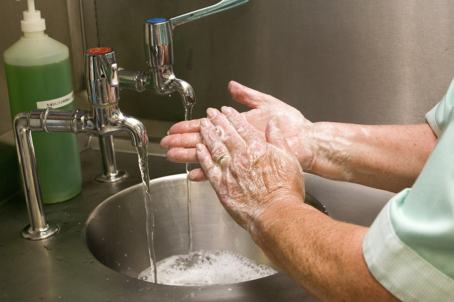 Infection Control in Healthcare