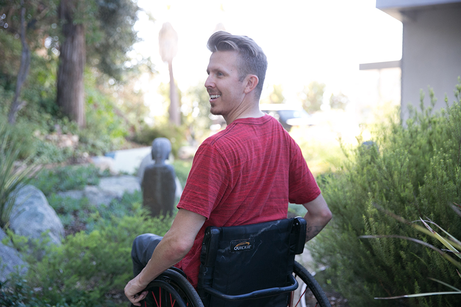 Life After Spinal Cord Injury