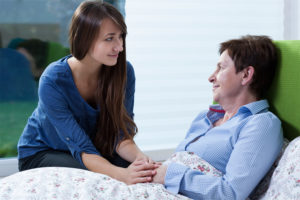 Warning signs of caregiver depression