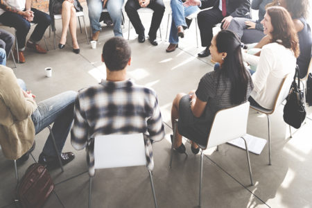 What to expect at an ostomy support group