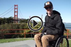 using a wheelchair in san francisco