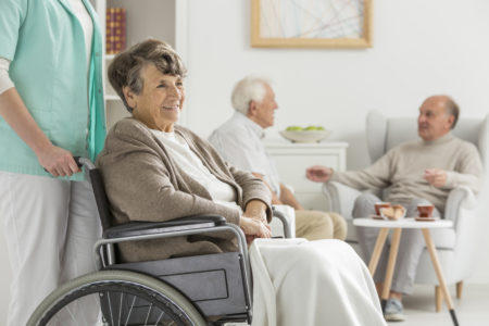 signs it's time for a nursing home