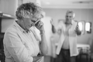 coping with the angry side of alzheimers