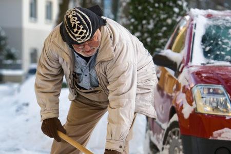 Prepare Seniors for Winter