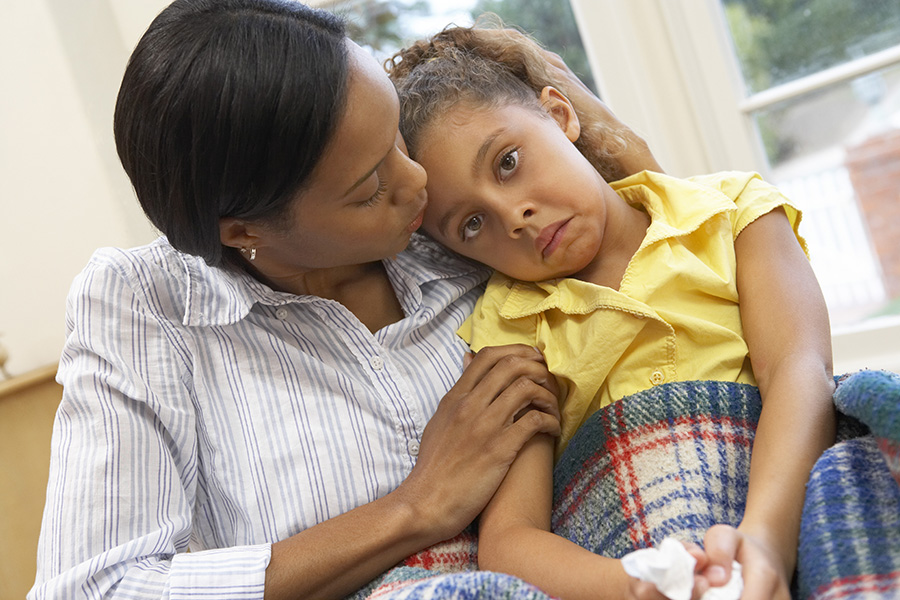 Parent of a Child with Special Needs