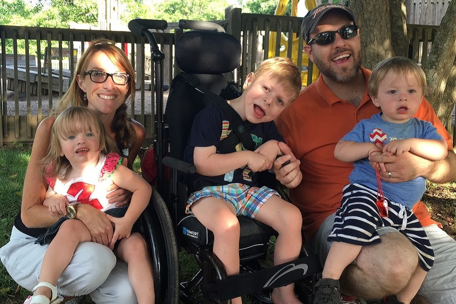 Parents of Children with Special Needs