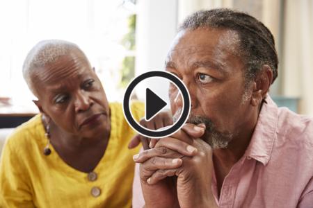 Caregiver Depression and Stress