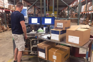 Hospital Supply Inventory Management