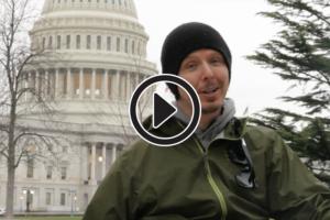 using a wheelchair in Washington, D.C.