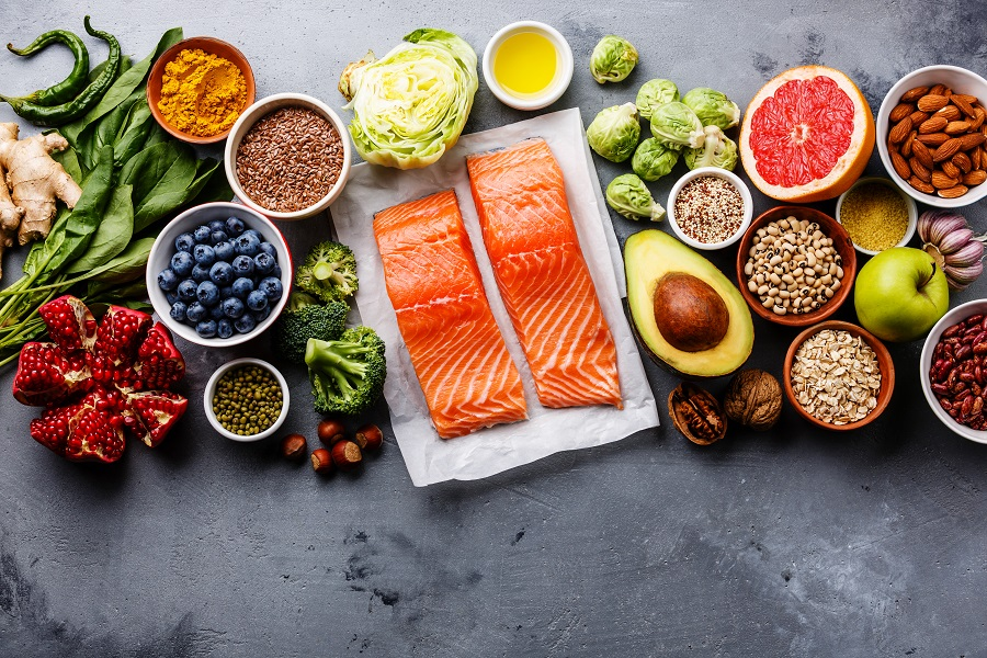 nutrition and your skin