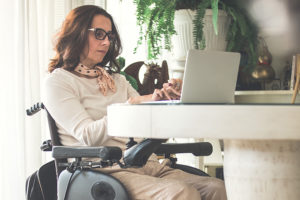 At Home with a Spinal Cord Injury