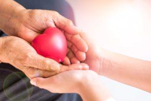 caregiving parent