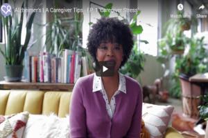caregiver stress video