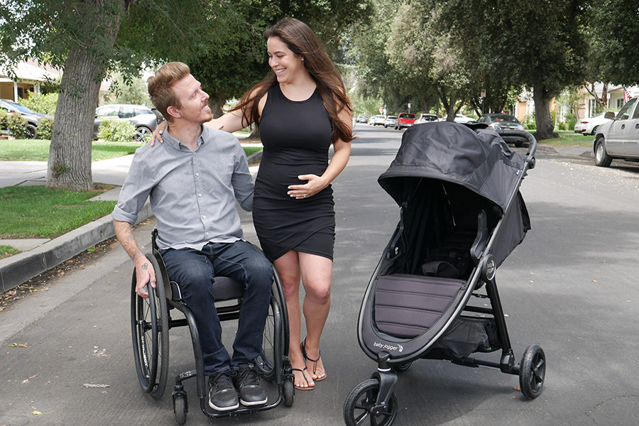 can I be a good father with a spinal cord injury