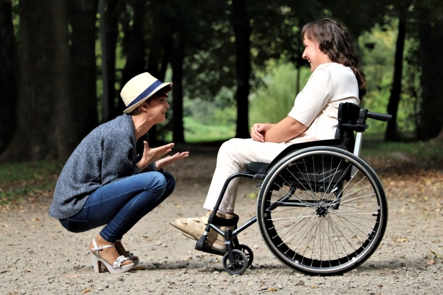 differently-abled