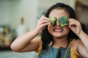 Consejos inteligentes sobre refrigerios para niños