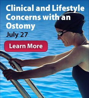 Webinar: Clinical and Lifestyle Concerns with an Ostomy
