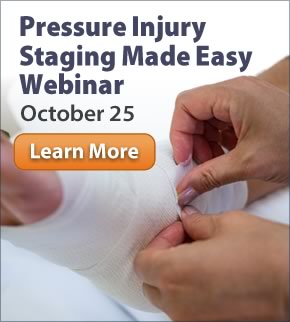 Webinar: Pressure Injury Staging Made Easy Webinar